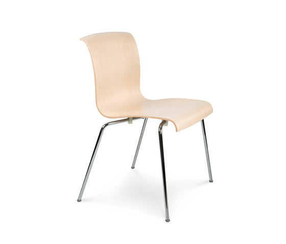 RBM Low-back Bella 4447 de SB Seating | Chaises polyvalentes