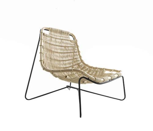 Tina Armchair by Expormim | Lounge chairs