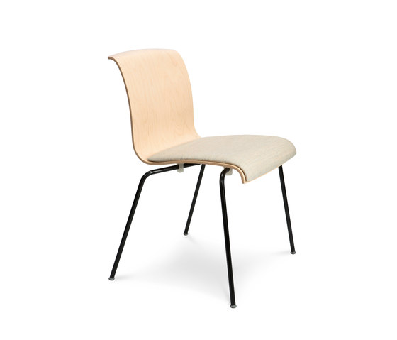 RBM Low-back Bella 4447 S de SB Seating | Chaises polyvalentes