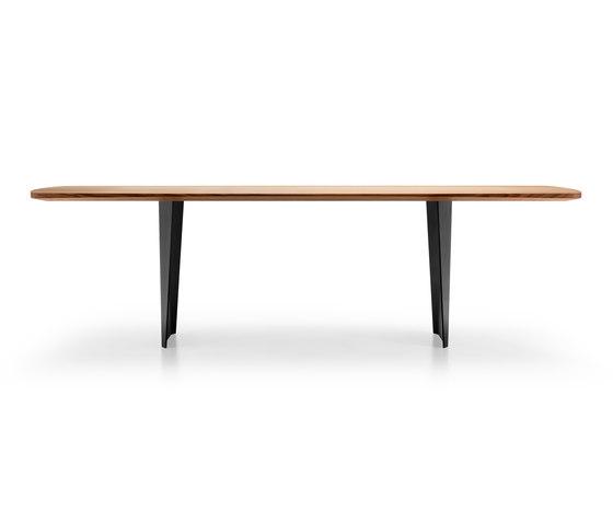 ONDA Table de Girsberger | Mesas comedor
