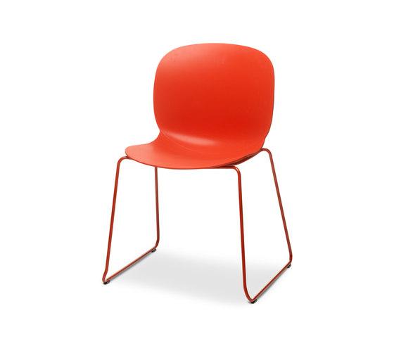 RBM Noor 6060 di SB Seating | Sedie multiuso