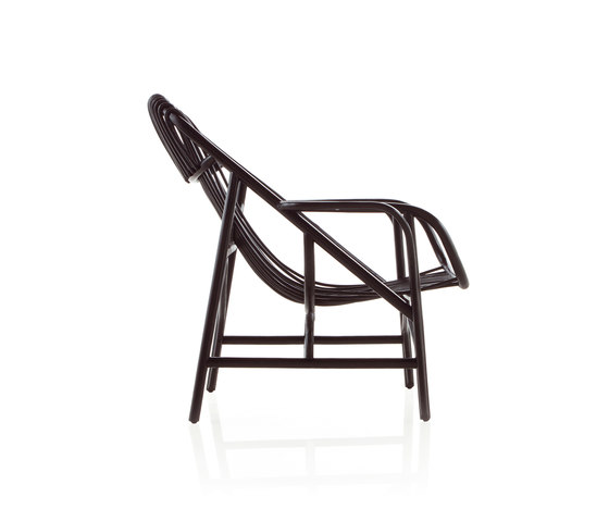 70s reedited Benasal Armchair by Expormim | Lounge chairs