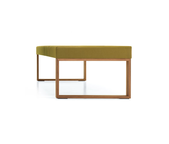 ADESSO Bench by Girsberger | Waiting area benches