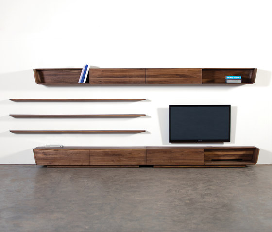 Latus Modular System by Artisan | Wall shelves
