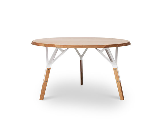 Stammtisch round table by Quodes | Restaurant tables