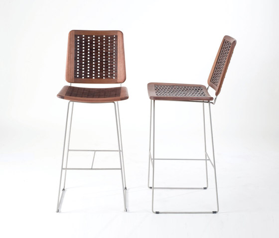 Linea Bar Chair by Artisan | Bar stools