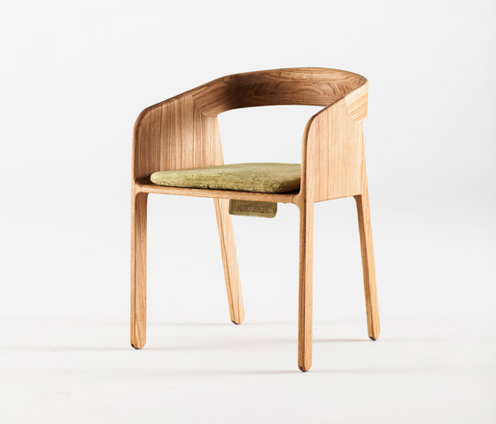 Malena Chair by Artisan | Visitors chairs / Side chairs