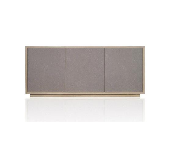 Basic Sideboard 3 doors by Expormim | Sideboards