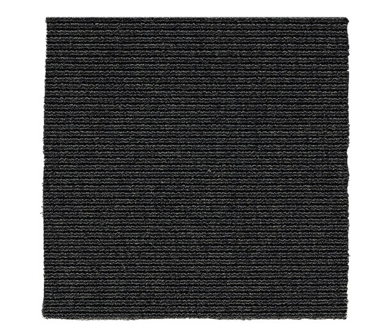 Alfa | Black 660001 by Kasthall | Wall-to-wall carpets