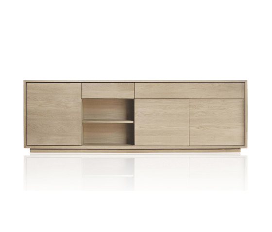 Basic Sideboard 3 doors by Expormim | Sideboards