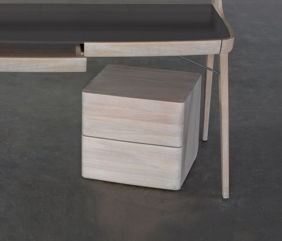 Picard Storage by Artisan | Pedestals