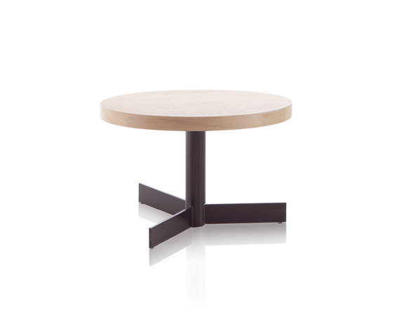 Trim Round coffee table by Expormim | Lounge tables