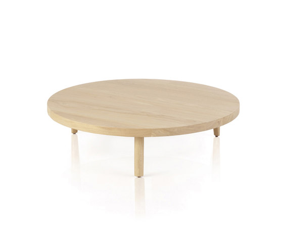 Trio Table basse ronde de Expormim | Tables basses
