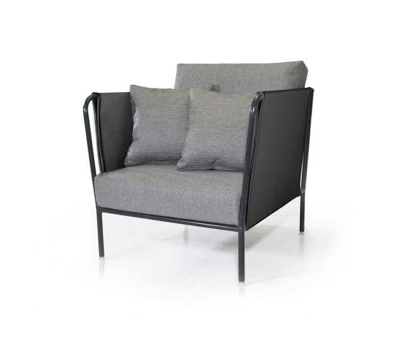 Nido Armchair Batyline Senso by Expormim | Garden armchairs
