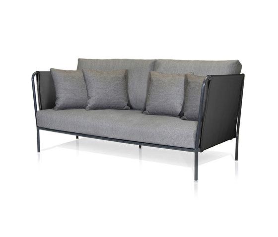 Nido Hand-woven sofa by Expormim | Garden sofas