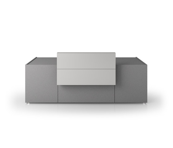 B8 Projection sideboard di Holzmedia | AV cabinets