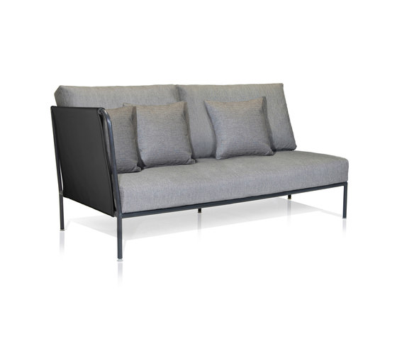 Nido Left side module by Expormim | Garden sofas