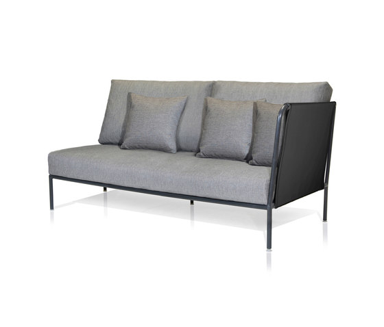 Nido Right side module Batyline Senso by Expormim | Garden sofas