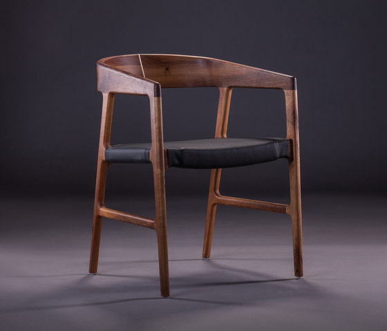 Tesa Chair by Artisan | Visitors chairs / Side chairs