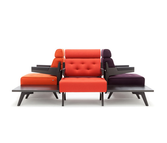 Rolf Benz 290 by Rolf Benz | Modular seating systems