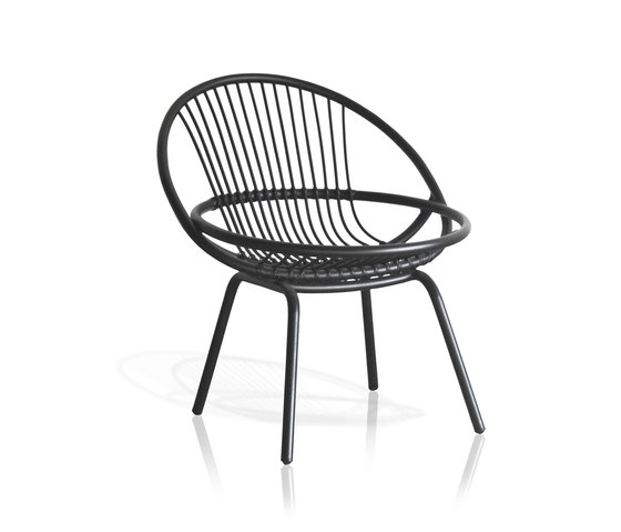 Radial outdoor Armchair by Expormim | Garden armchairs