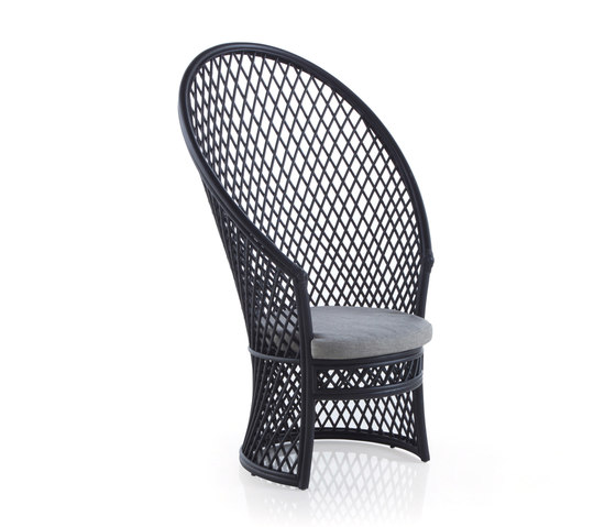 Copa outdoor Armchair by Expormim | Garden armchairs