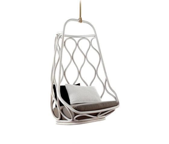 Nautica outdoor Swing chair by Expormim | Garden armchairs