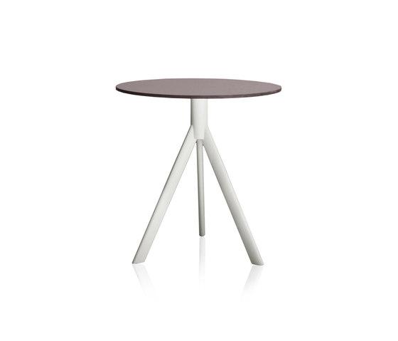Cafe Tavolino laterale di Expormim | Tavolini di servizio da giardino