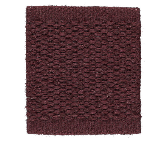 Arkad | Wine Red 1001 by Kasthall | Rugs