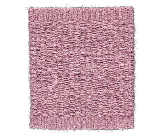 Häggå Uni | Mallow Pink 6103 by Kasthall | Rugs