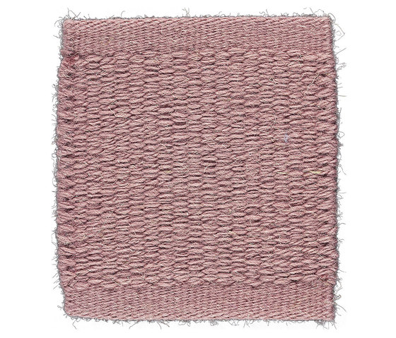 Häggå Uni | Dusty Pink 6111 by Kasthall | Rugs