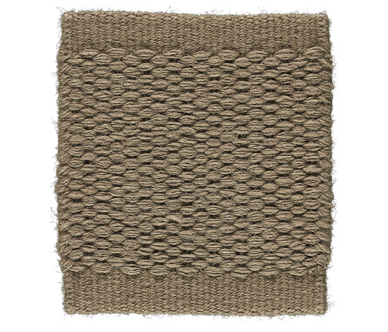 Arkad | Dark Beige 8001 by Kasthall | Rugs