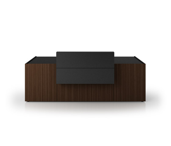 B8 Projection sideboard de Holzmedia | Meubles multimédia