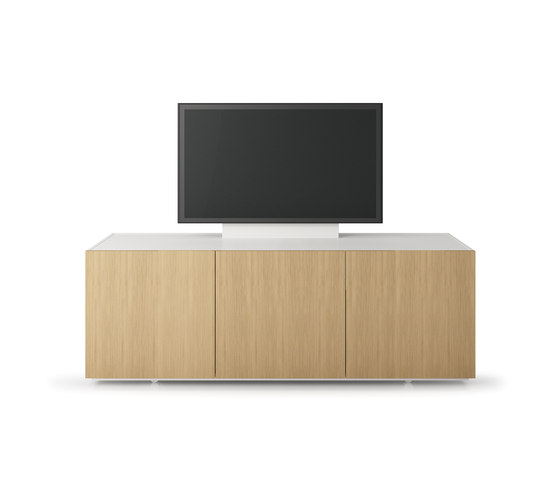 B10 Display sideboard by Holzmedia | AV cabinets
