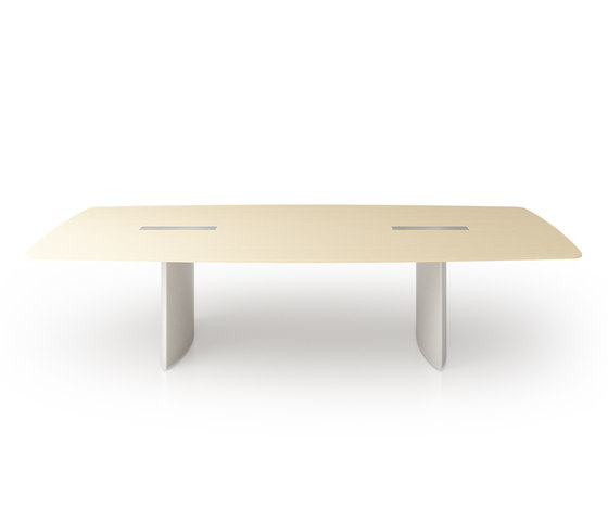 C1 Conference table by Holzmedia | Conference tables