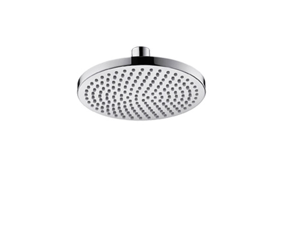 hansgrohe Croma 160 1jet overhead shower by Hansgrohe | Shower controls