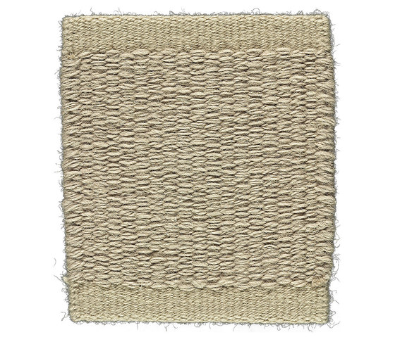 Häggå Uni | Natural Beige 8008 by Kasthall | Rugs