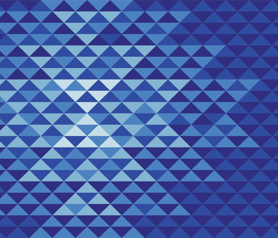 Chill-im Rug Blue by Artisan | Rugs / Designer rugs