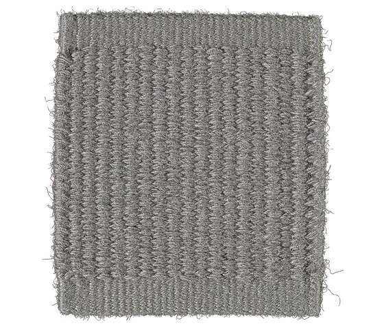 Häggå Uni | Silver Grey 5004 by Kasthall | Rugs