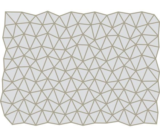 Glacies Rug White de Artisan | Tapis / Tapis design