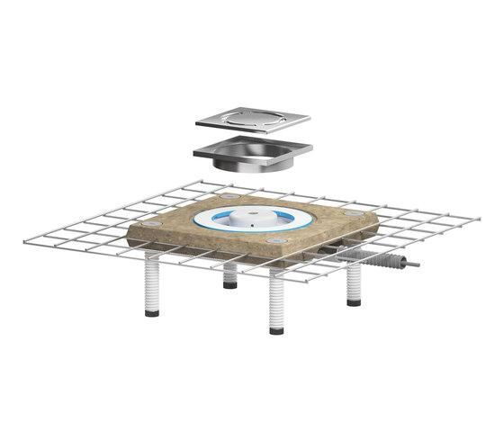 CeraDrain Aktiv de DALLMER | Sumideros para baños