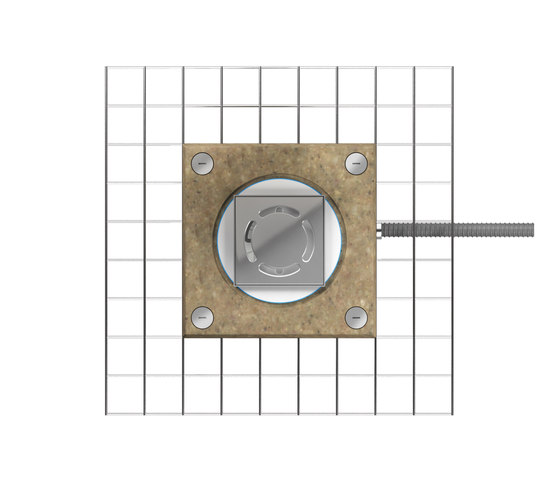 CeraDrain Aktiv by DALLMER | Plate drains