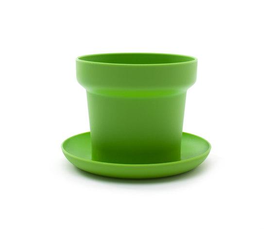 GREEN Plant Pot by Authentics | Flowerpots / Planters