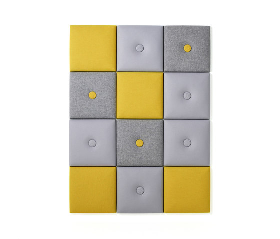 Pillow PW153 | PW253 by Karl Andersson | Wall panels