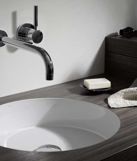 UNISONO Undermounted by Alape | Wash basins
