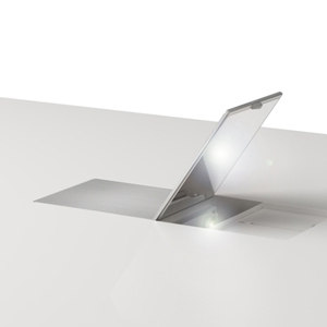 T1 Mirror projection by Holzmedia | Projection screens
