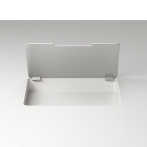 T2 Manual multimedia flap by Holzmedia