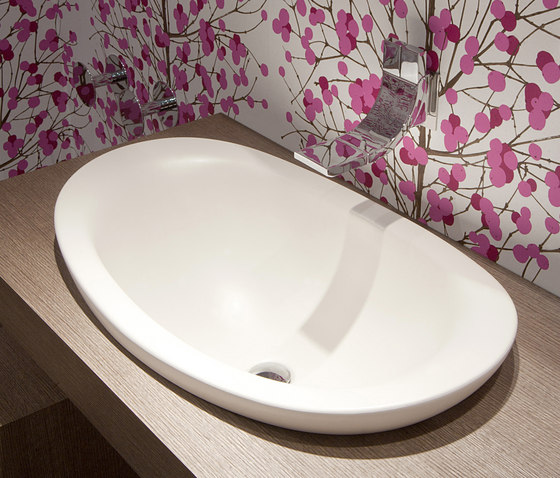 IO basin by Ceramica Flaminia | Vanity units