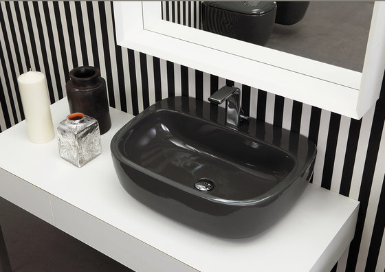 Mono'Noke' | basin by Ceramica Flaminia | Wash basins
