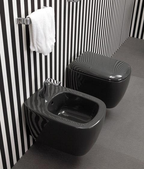 Mono'Noke' wc | bidet by Ceramica Flaminia | Toilets